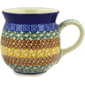 16 oz Stoneware Bubble Mug - Polmedia Polish Pottery H3250A