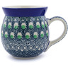 16 oz Stoneware Bubble Mug - Polmedia Polish Pottery H3252A