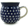 16 oz Stoneware Bubble Mug - Polmedia Polish Pottery H3261A