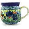 16 oz Stoneware Bubble Mug - Polmedia Polish Pottery H3321G