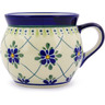 16 oz Stoneware Bubble Mug - Polmedia Polish Pottery H3386C