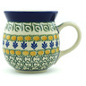 16 oz Stoneware Bubble Mug - Polmedia Polish Pottery H3402H
