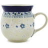 16 oz Stoneware Bubble Mug - Polmedia Polish Pottery H3432K