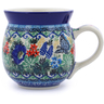 16 oz Stoneware Bubble Mug - Polmedia Polish Pottery H3558I
