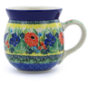 16 oz Stoneware Bubble Mug - Polmedia Polish Pottery H3559I