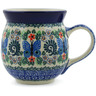 16 oz Stoneware Bubble Mug - Polmedia Polish Pottery H3564K