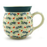 16 oz Stoneware Bubble Mug - Polmedia Polish Pottery H4069F