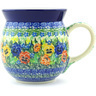 16 oz Stoneware Bubble Mug - Polmedia Polish Pottery H4119G