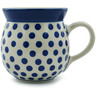 16 oz Stoneware Bubble Mug - Polmedia Polish Pottery H4126I