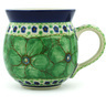 16 oz Stoneware Bubble Mug - Polmedia Polish Pottery H4241C