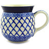 16 oz Stoneware Bubble Mug - Polmedia Polish Pottery H4250D