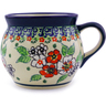16 oz Stoneware Bubble Mug - Polmedia Polish Pottery H4352I