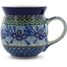 16 oz Stoneware Bubble Mug - Polmedia Polish Pottery H4401B
