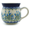 16 oz Stoneware Bubble Mug - Polmedia Polish Pottery H4633I