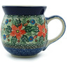 16 oz Stoneware Bubble Mug - Polmedia Polish Pottery H4660I