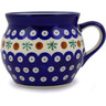 16 oz Stoneware Bubble Mug - Polmedia Polish Pottery H5167C