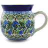 16 oz Stoneware Bubble Mug - Polmedia Polish Pottery H5196I