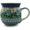 16 oz Stoneware Bubble Mug - Polmedia Polish Pottery H5198I