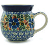 16 oz Stoneware Bubble Mug - Polmedia Polish Pottery H5211I