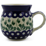 16 oz Stoneware Bubble Mug - Polmedia Polish Pottery H5528B