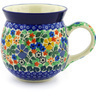 16 oz Stoneware Bubble Mug - Polmedia Polish Pottery H5630E