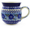 16 oz Stoneware Bubble Mug - Polmedia Polish Pottery H5636E