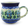 16 oz Stoneware Bubble Mug - Polmedia Polish Pottery H5638E