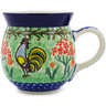 16 oz Stoneware Bubble Mug - Polmedia Polish Pottery H5675J