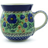 16 oz Stoneware Bubble Mug - Polmedia Polish Pottery H5834B