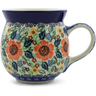 16 oz Stoneware Bubble Mug - Polmedia Polish Pottery H5959C