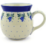 16 oz Stoneware Bubble Mug - Polmedia Polish Pottery H5986E