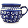16 oz Stoneware Bubble Mug - Polmedia Polish Pottery H6180C