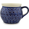 16 oz Stoneware Bubble Mug - Polmedia Polish Pottery H6269C