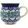 16 oz Stoneware Bubble Mug - Polmedia Polish Pottery H6290D