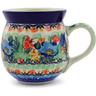 16 oz Stoneware Bubble Mug - Polmedia Polish Pottery H6292D