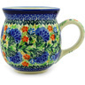 16 oz Stoneware Bubble Mug - Polmedia Polish Pottery H6295D