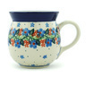 16 oz Stoneware Bubble Mug - Polmedia Polish Pottery H6337H
