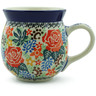 16 oz Stoneware Bubble Mug - Polmedia Polish Pottery H6506B
