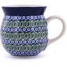 16 oz Stoneware Bubble Mug - Polmedia Polish Pottery H6509E