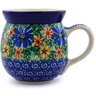 16 oz Stoneware Bubble Mug - Polmedia Polish Pottery H6667B