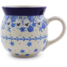 16 oz Stoneware Bubble Mug - Polmedia Polish Pottery H6720I