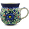 16 oz Stoneware Bubble Mug - Polmedia Polish Pottery H6724J