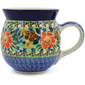 16 oz Stoneware Bubble Mug - Polmedia Polish Pottery H6750J
