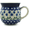 16 oz Stoneware Bubble Mug - Polmedia Polish Pottery H6771B