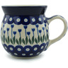 16 oz Stoneware Bubble Mug - Polmedia Polish Pottery H6777B