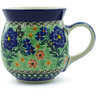 16 oz Stoneware Bubble Mug - Polmedia Polish Pottery H6778B