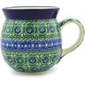 16 oz Stoneware Bubble Mug - Polmedia Polish Pottery H7174F