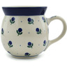 16 oz Stoneware Bubble Mug - Polmedia Polish Pottery H7515B