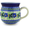 16 oz Stoneware Bubble Mug - Polmedia Polish Pottery H8189D