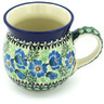 16 oz Stoneware Bubble Mug - Polmedia Polish Pottery H8494G
